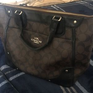 Coach purse good condition